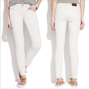 Madewell Light Blue Midrise Skinny Jeans Size 28